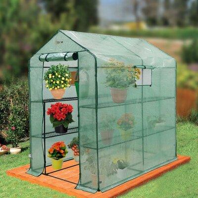 4 Ft. W x 6 Ft. D Greenhouse OG4979-2T8