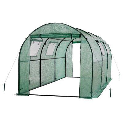 6 Ft. W x 15 Ft. D Greenhouse OG17778-PEG