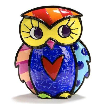 """Owl Figurine Size: 2.7"""" H x 2.1"""" W x 1.6"""" D 334120"""