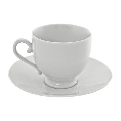 Sepulveda 8 oz. Teacup and Saucer (Set of 6) MNTP2459 42923379
