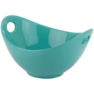 Latitude Run Allender Oval Cut Out Serving Bowl