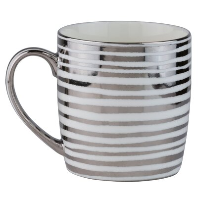Ten Strawberry Street Vail Stripes Mug VAIL-STRIPES-MS4
