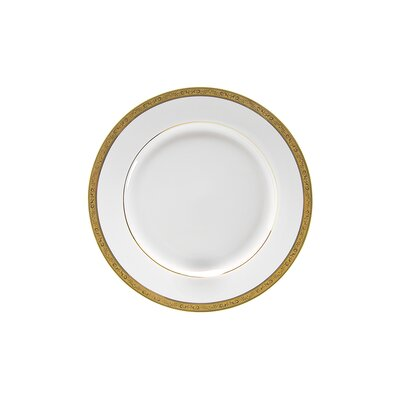 Studio Ten Paradise 6 Bread And Butter Plate With Gold Band (set Of 6)