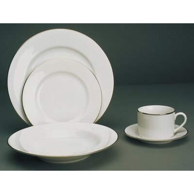 Gold Line Dinnerware Collection-gold Line 6 Bread And Butter