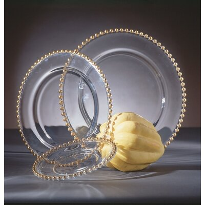 Belmont Gold Dinnerware Collection-belmont Gold 11 Dinner Plate