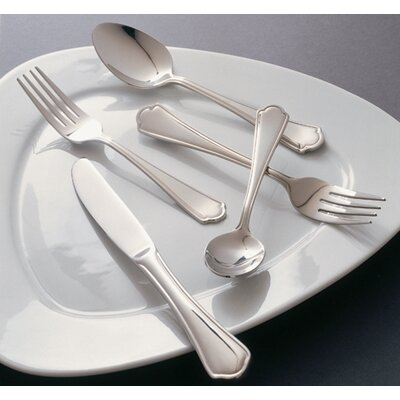 Ten Strawberry Street-lincoln Stainless Steel Dinner Knife
