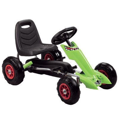 Vroom Rider Zoom Pedal Go Kart - Color: Green at Sears.com