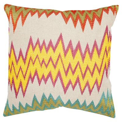 Ashley Newport Cotton Throw Pillow Size: 22 H x 22 W