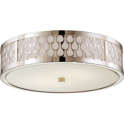 Millstone 2-Light Flush Mount