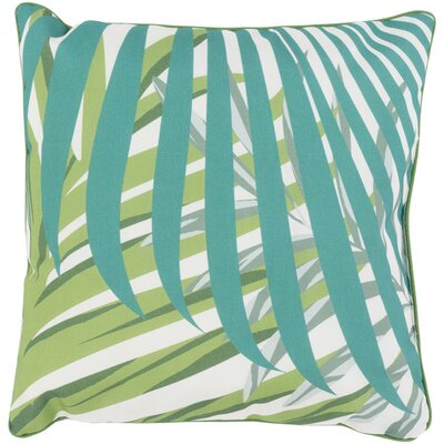 Balamos Indoor/Outdoor Throw Pillow Size: 16 H x 16 W x 4 D
