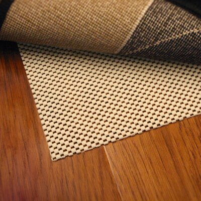 Larkin Cushion Hold Rug Pad Rug Size: 118 x 148