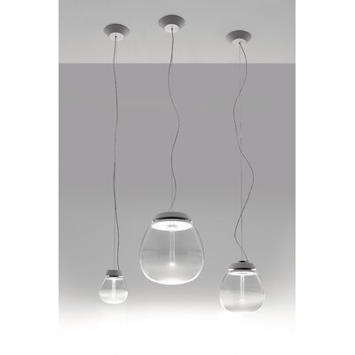 Empatia Suspension Light Size: 20.83 H x 17.09 W x 17.09 D