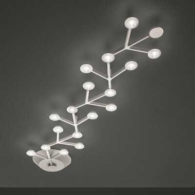 LED Net 125 Ceiling Light