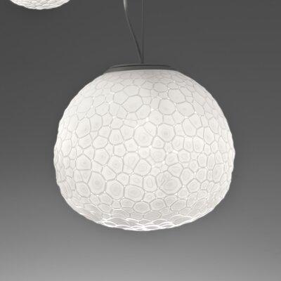 Meteorite 1-Light Globe Pendant