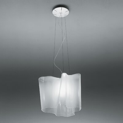 Logico Single Suspension Light Bulb Type: Fluorescent 26W GU24 UNV