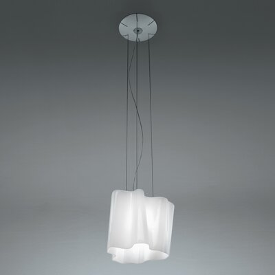 Logico Mini Single Suspension Light Bulb Type: Fluorescent 18W GU24