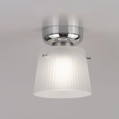 Jupe Semi Flush Mount Shade Size / Bulb Type: 11 Shade / Incandescent
