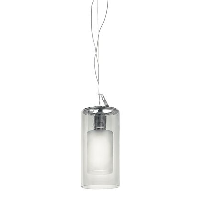 Kiska 1-Light Mini Pendant