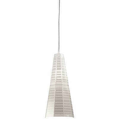 Null Vector Alfa Suspension Light Finish: White