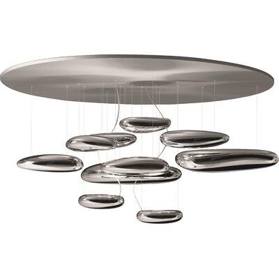 Mercury Ceiling Light Bulb Type: Halogen 2x200W R7S INOx UL
