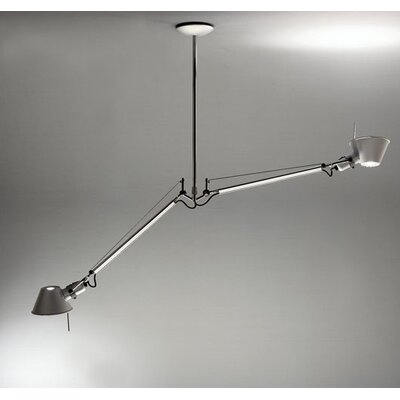 Tolomeo 2-Light Kitchen Island Pendant