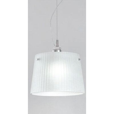 Jupe 1-Light Mini Pendant Size: 11