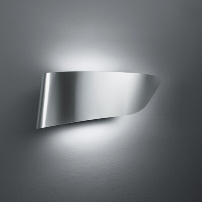 Cheap Artemide Square Strip 1 Light Wall Sconce Low