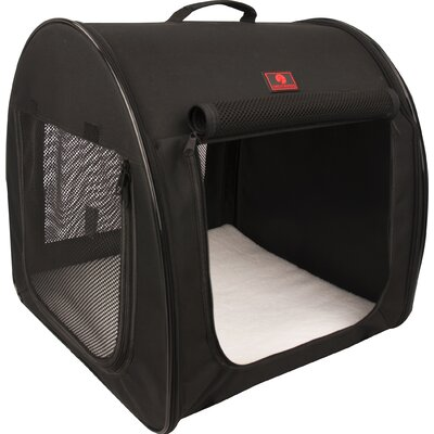 Single Fabric Portable Yard Kennel