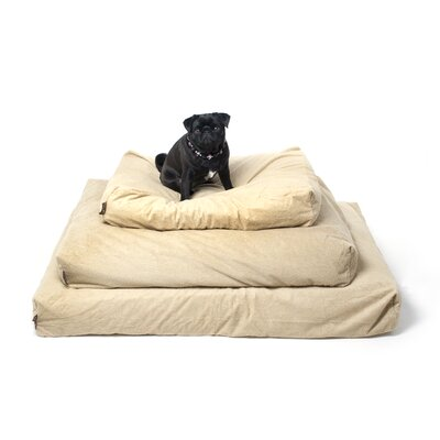 Arianna Piddle-Proof Dog Bed Protector Size: Small (27 W x 21 D)