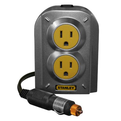 Stanley Electrical 140W Power Inverter