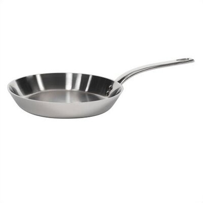 Fry Pan With Stainless Steel Interior Size-8-in.