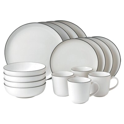 Bread Street 16 Piece Dinnerware Set GRBRST25796