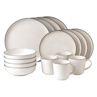 Bread Street 16 Piece Dinnerware Set GRBRST25796