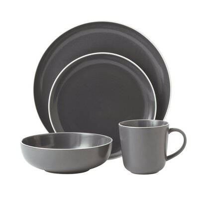 Bread Street 4 Piece Dinnerware Set GRBRST24999