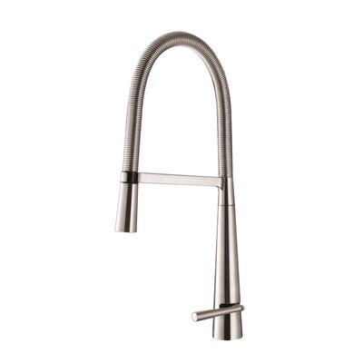 Cascada Single Handle Pull-Down Kitchen Faucet