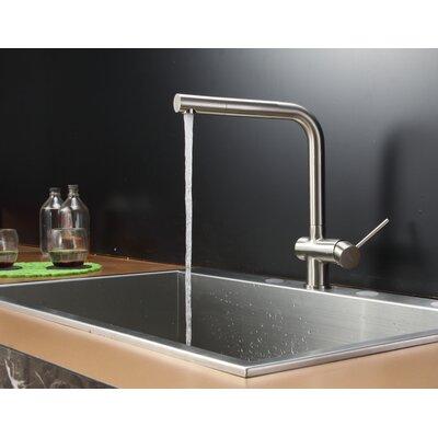 Tirana 33 x 22 Drop-In Kitchen Sink