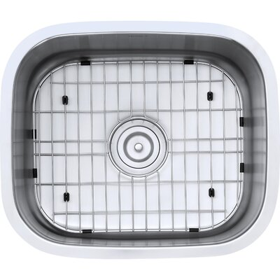 Parni 21 x 9 Undermount Kitchen Sink