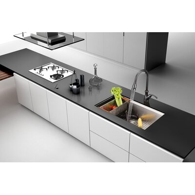 Roma 32 x 19 Undermount Kitchen Sink