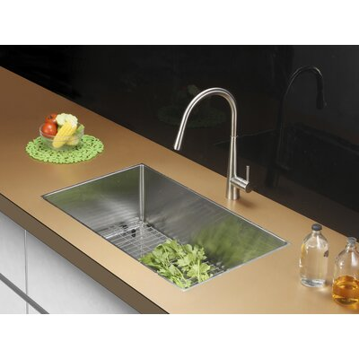 30 x 18 Kitchen Sink with Faucet