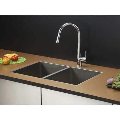 30 x 19 Kitchen Sink with Faucet