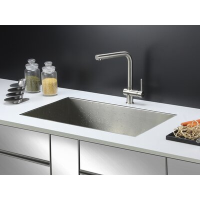 Nesta 32 x 19 Undermount Single Bowl Kitchen Sink
