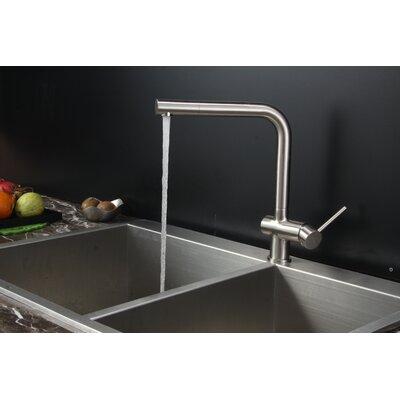 Tirana 33 x 22 Drop-in Double Bowl Kitchen Sink