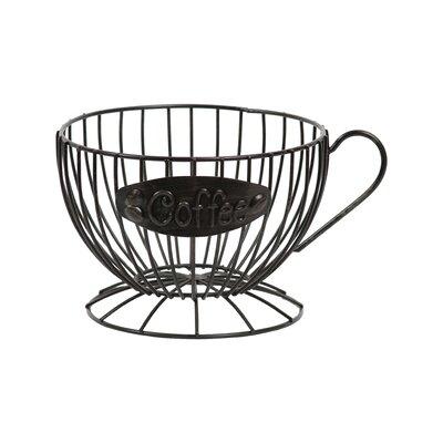 Coffee Cup Fruit Basket 99074