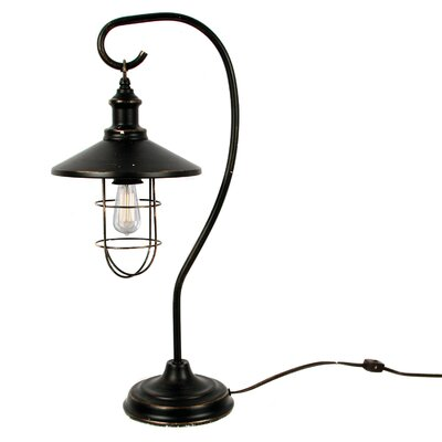 Hanging Camp Lantern 23 Table Lamp