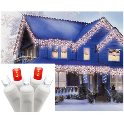 Icicle Christmas Light Decoration