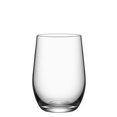Morberg 9 oz. Crystal Every Day Glass 6200008