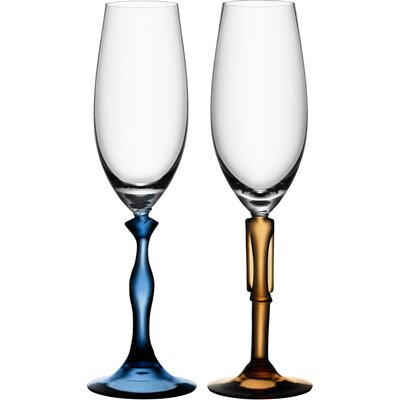 Unique holidays and celebrations celebrate the new year with unique champagne glasses and flutes - Unusual champagne flutes ...