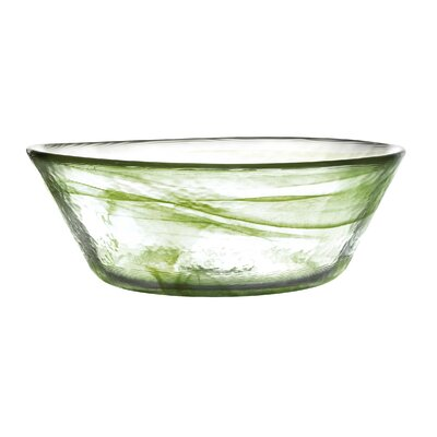 Mine Bowl In Moss Green