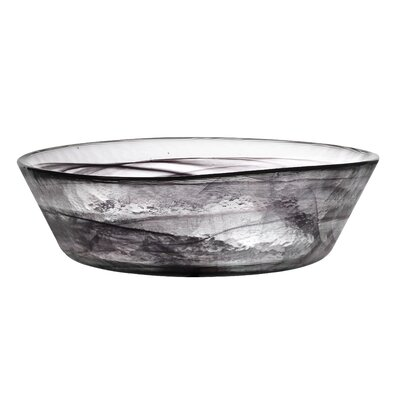 Mine Extra Large Bowl In Black