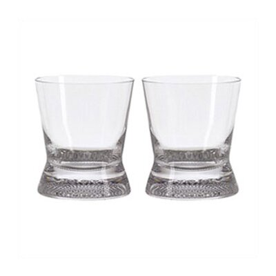 Limelight Set Of 2 Double Old Fashioned Glasses